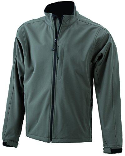 A Con Tre Softshell Giacca Strati Jacket Molteplici Funzioni Uomo Olive Men's 57qWOanH