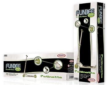 FUNBEE One 2 de aluminio patinete plegable con altura ...