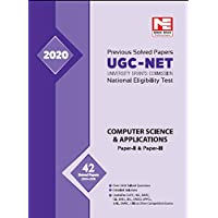 UGC-NET: Computer Science & Applications: Previous Year Solved Papers -2020