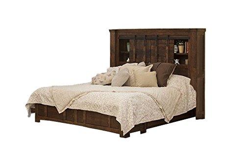 - Brown King Size Bennett Storage Bed (King, Brown)