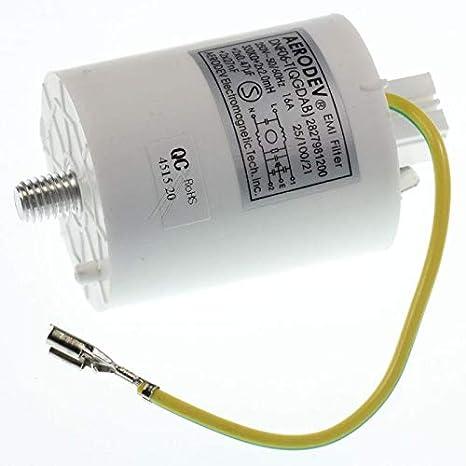 BEKO 2827981200 - Supresor de interferencia para secador de ...