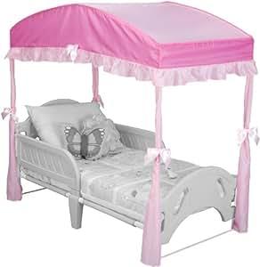 Delta dosel para cama de ni a rosado beb - Dosel cama nina ...