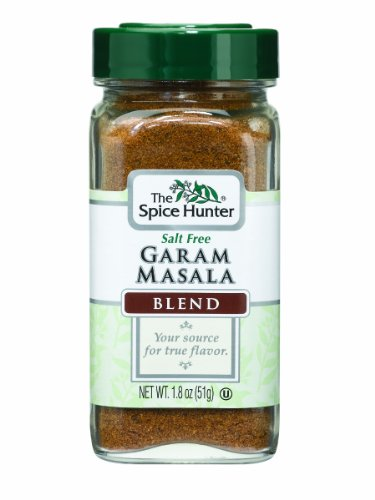 The Spice Hunter Garam Masala Blend, 1.8-Ounce Jars (Pack of 6) by Spice Hunter