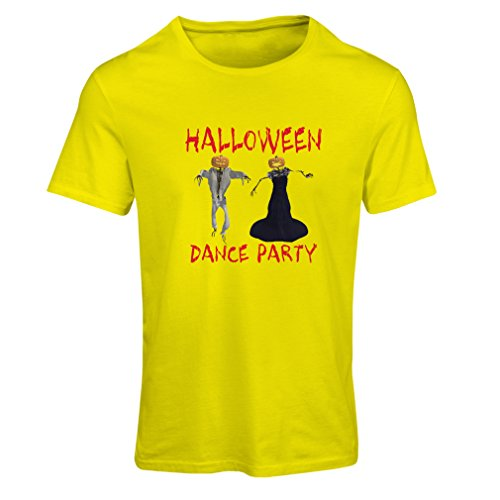 T Shirts for Women Cool Halloween Party Events Costume Ideas, (XX-Large Yellow Multi Color) ()