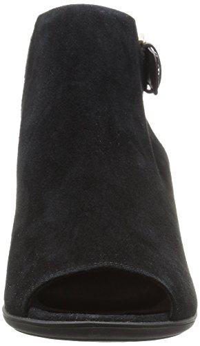 Suede Total Rockport Pump Dress Shootie Trixie Women's Motion Black 6pxBqFZw7