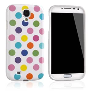 einzige silicone case cover colorful polka dot for samsung galaxy s4 siv s iv. Black Bedroom Furniture Sets. Home Design Ideas