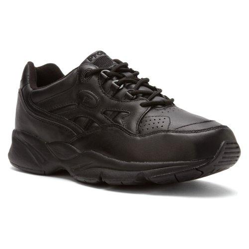 Propet Heren Stabiliteit Walker Schoen Zwart 17 X (3e)