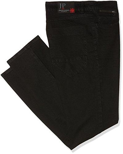 Negro Mit schwarz Straight Reißverschlüssen Pj 11 Jeanshose Vaqueros Hombre YgwfSq