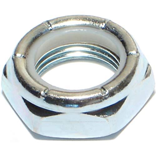 Hard-to-Find Fastener 014973323363 Thin Pattern Nylon Insert Lock Nuts, 3/4-16, Piece-5