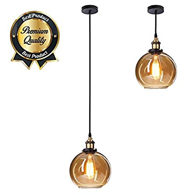Koval Inc. Globe Ball Pendant Light Ceiling Lamp