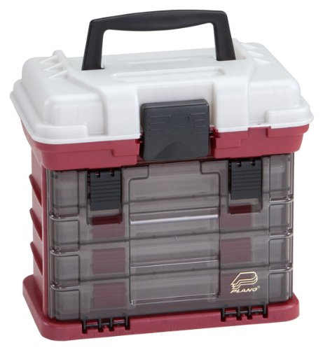 Plano 1354-02 -By Rack System 3500 Size Tackle Box by Plano