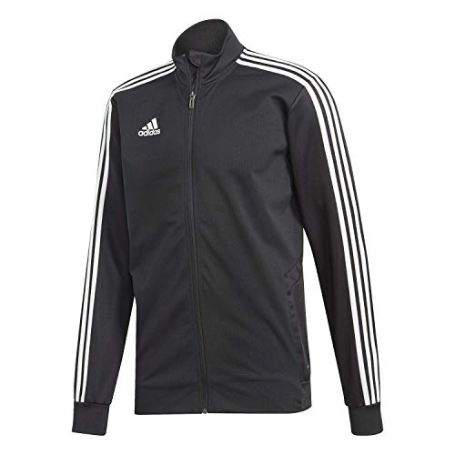 adidas Tiro 19 Training Jacket (Large) Black/White