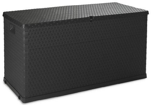 8009371016216 Ean Toomax Kissenbox Multibox Rattan 420 Schwarz