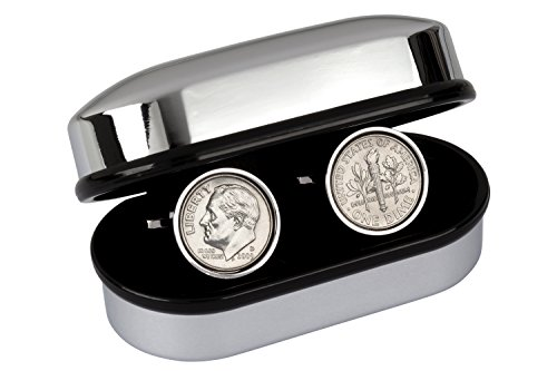 10th-Wedding-Anniversary-Tin-Gift-Mint-2007-Coin-Cufflinks