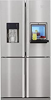 Samsung RS7547BHCSP Freestanding 537L A+ Stainless steel side-by ...