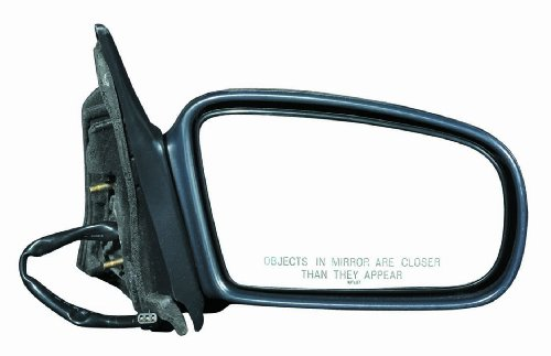 Gold Shrine for 1997 1998 1999 2000 2001 2002 2003 2004 2005 Chevrolet Chevy Malibu/Oldsmobile Cutlass Power Side Mirror Passenger Right Side Replacement GM1321153
