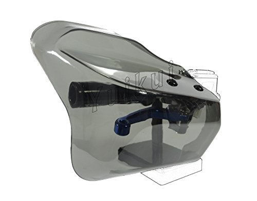adjustable universal motorcycle HAND GUARDS Wind guards deflectors protectors