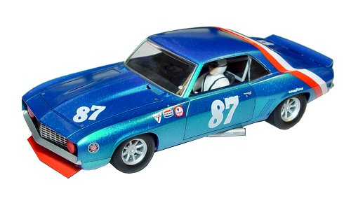 Scalextric '69 Chevrolet Camaro Slot Car (1:32 Scale)