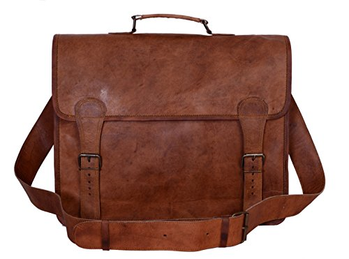 Komal's Passion Leather 16 Inch Real Handmade