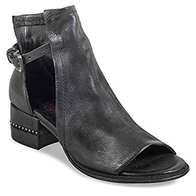 A.S.98 Morgan Women's Ankle Strap Heel