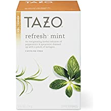 Tazo Refresh Mint Herbal Tea Filterbags (120 count)