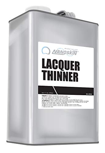 Nanoskin (NA-LTR128) Lacquer Thinner - 1 Gallon