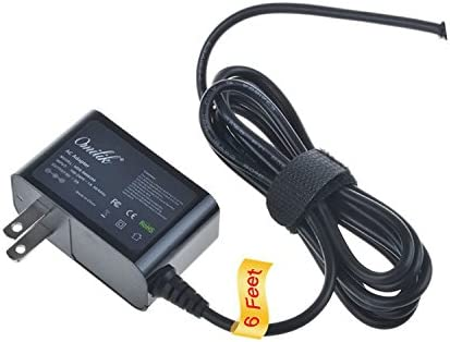 Omilik 6 Feet Cable AC Adapter for Meade ETX-60 DS-2000 ETX-70 ETX-60AT ETX-70AT ETX-80 ETX-80AT ETX-80AT-TC Telestar Digital Optical Astronomical Refractor Refracting Telescope Power Supply Cord