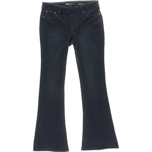 Ultra Low Rise Flare Jeans - 4