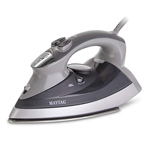 Maytag M400 Speed Heat Steam Iron & Vertical Steamer with Stainless Steel Sole image