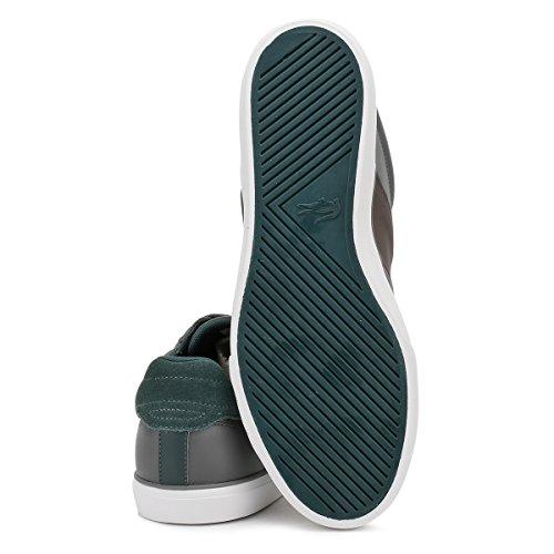 Dark Grey Uomo Fairlead Lacoste Sneaker xaUwqfnY