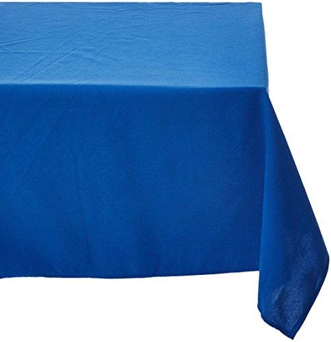 41Eg%2BamEy5L - 72 Inch Square Cotton-Feel Tablecloths