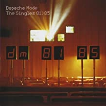 The Singles 81>85 by Depeche Mode (2011-11-23)