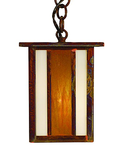 Craftsman Hanging Porch Light - 3