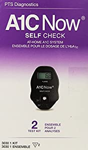 Bayer A1C Now+ Multi-Test Blood Glucose Monitor