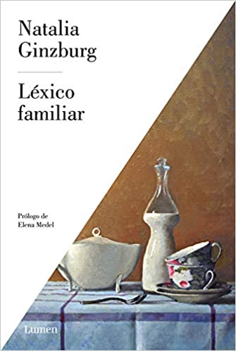 Léxico familiar: Amazon.co.uk: Ginzburg, Natalia, Corral, Mercedes:  9788426402950: Books