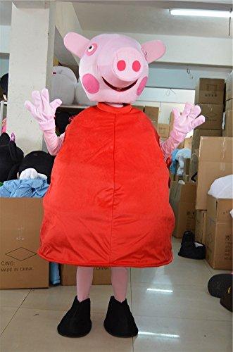 Gujin The New Peppa Pig Halloween Cartoon Character