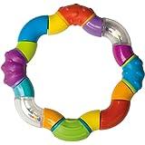 Nuby ID502A 3D Beiß- und Greifkette, Mehrfarbig