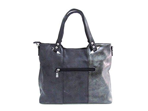 Borsa donna Coveri Collection mod.shopping a mano 172229-1 nero