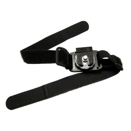 Mountable Camera Vented Helmet Mount for Ego Camera (Black) ()