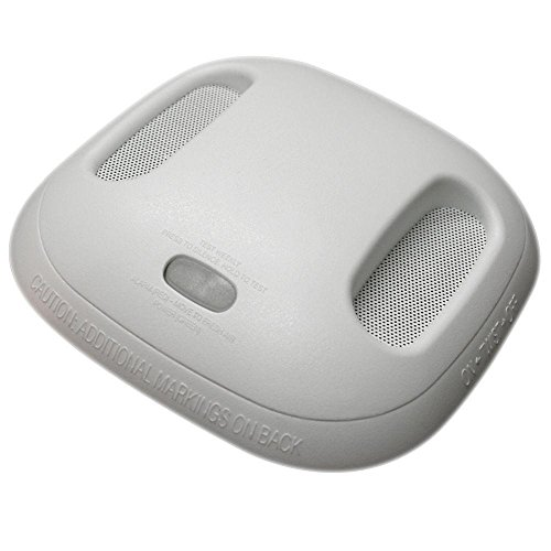 Kidde 21010625 Battery Operated Wireless Interconnected Combination Smoke & Carbon Monoxide Alarm
