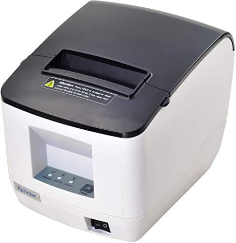 HOIN Xprinter XP320VL 80 mm Direct Thermal Printer USB and Bluetooth Interface