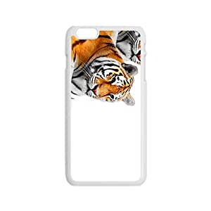 Tiger Friend Hight Quality Plastic Case for Iphone 6