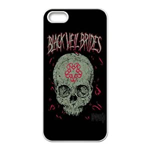 Generic Case Black Veil Brides For iPhone 5, 5S Q6AW118533