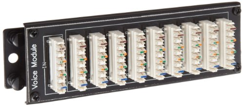 Morris Products 87112 Bridged Voice Module, 1x9