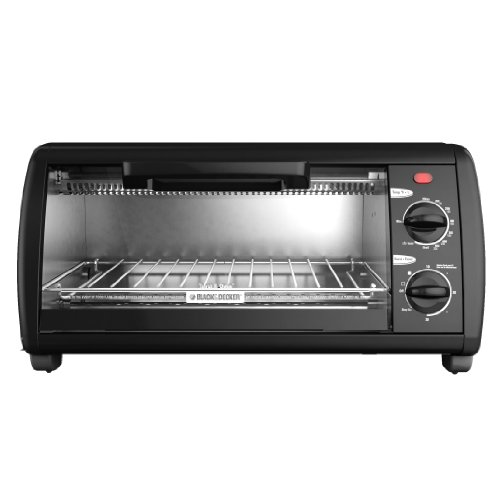 Black-Decker-TO1412B-4-Slice-Toaster-Oven-Black