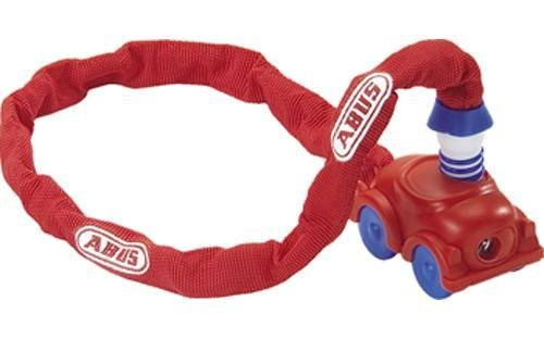 ABUS Chain lock Kinder Master link 1510 red