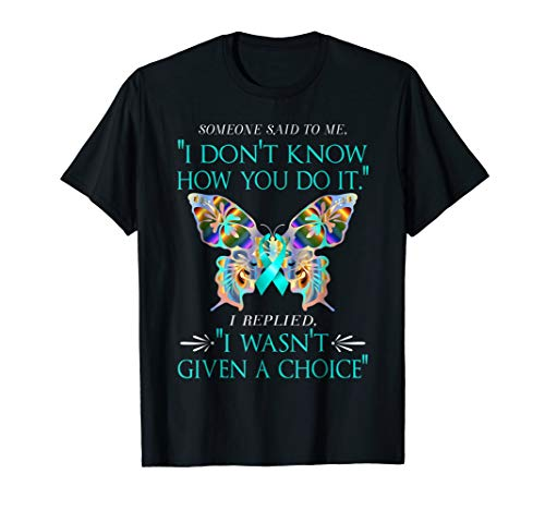 Top 10 best ovarian cancer butterfly shirt for 2019