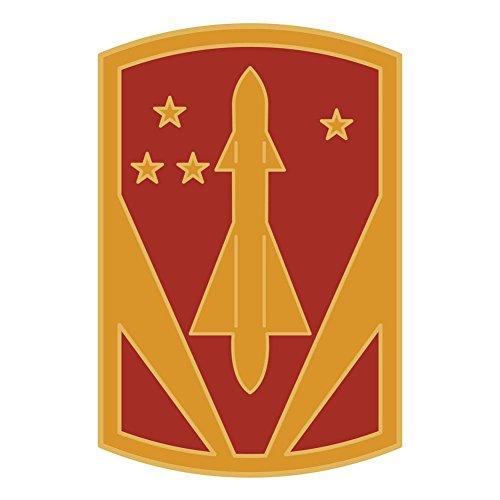 USAMM Army 31st Air Defense Artillery Brigade Veteran Unit Sticker