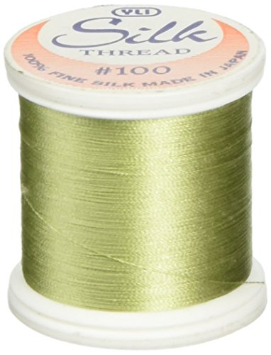 (YLI 20210-218 100wt T-12 Silk Thread, 200m)