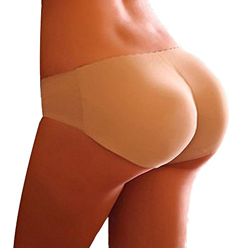 3-5 Days Delivery Women Padded Panties Butt Lifter Control Panties Butt Enhancer Lift Seamless Panty Push Up Underwear Hip Pad - Class Time First Package Delivery Usps